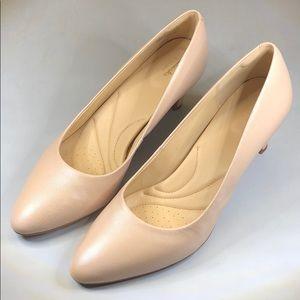 (p255) Clarks Artisan Pumps Women's Shoes 7.5M